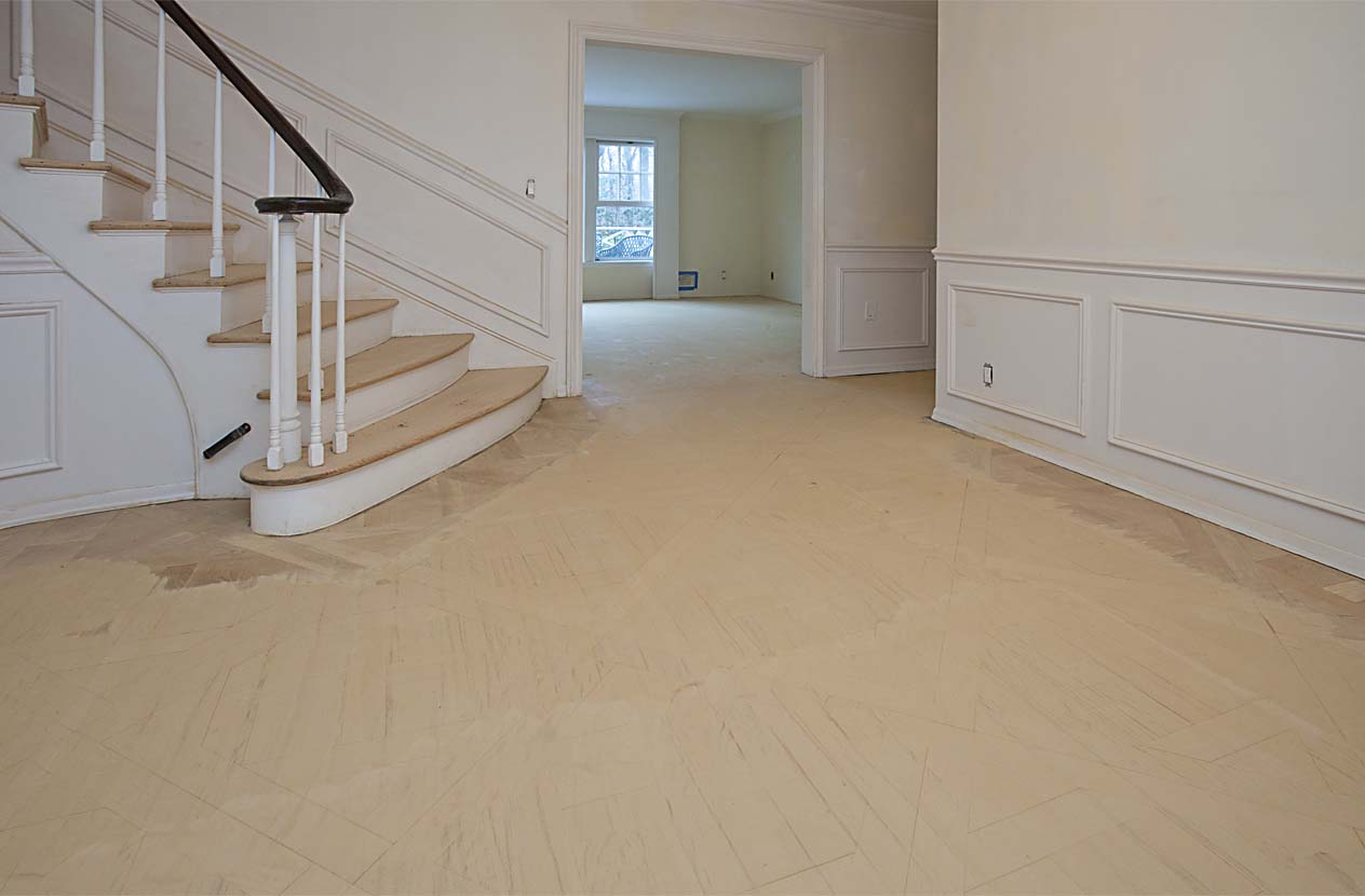 Hardwood floor refinishing in westchester alliance for Alliance flooring
